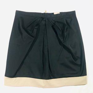 NWOT Black Mini Skirt
